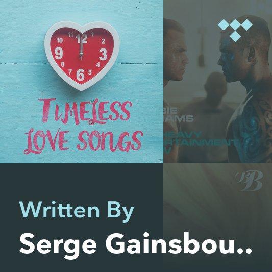 Songwriter Mix: Serge Gainsbourg