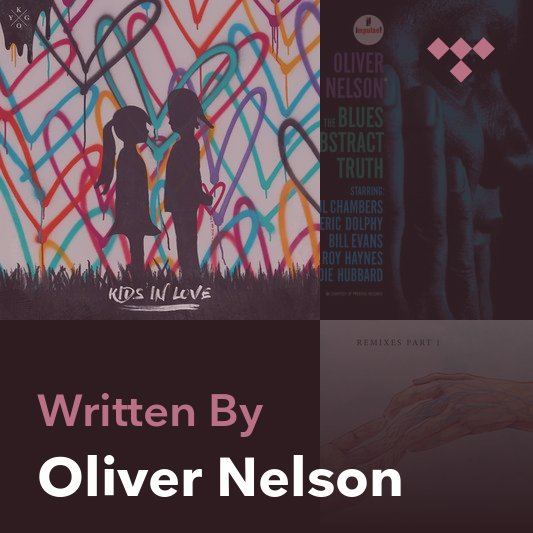 Songwriter Mix: Oliver Nelson