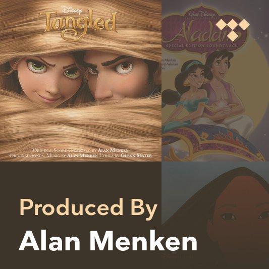 Producer Mix: Alan Menken