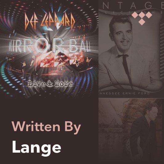 Songwriter Mix: Lange