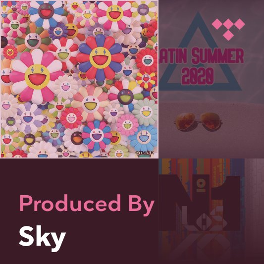 Producer Mix: Sky