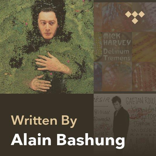 Songwriter Mix: Alain Bashung