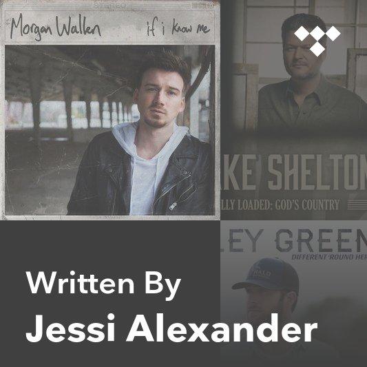 Songwriter Mix: Jessi Alexander