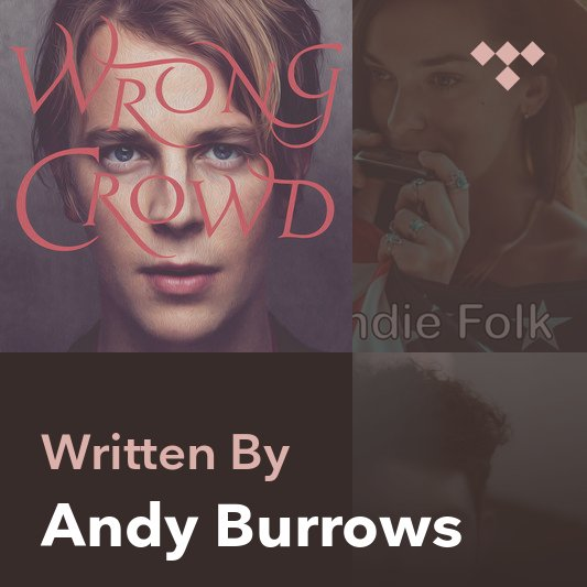 Songwriter Mix: Andy Burrows