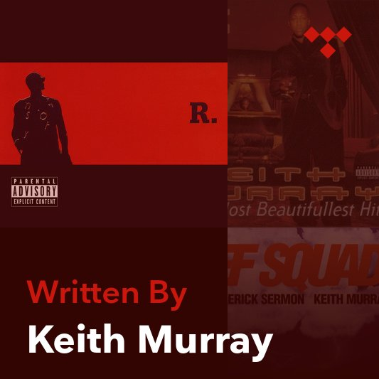 Songwriter Mix: Keith Murray