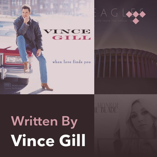 Songwriter Mix: Vince Gill