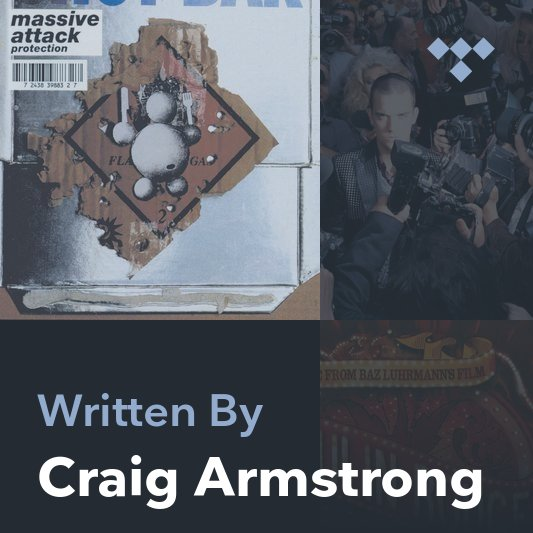 Songwriter Mix: Craig Armstrong