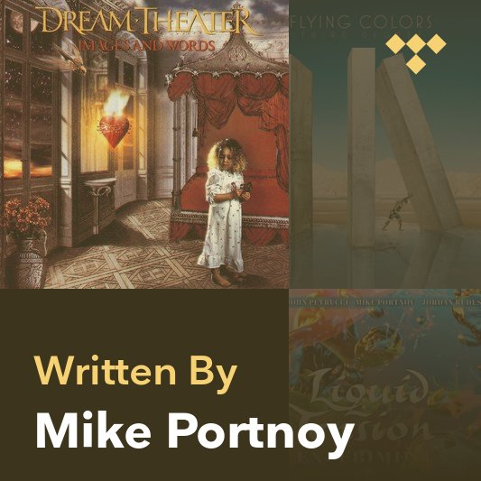 Songwriter Mix: Mike Portnoy