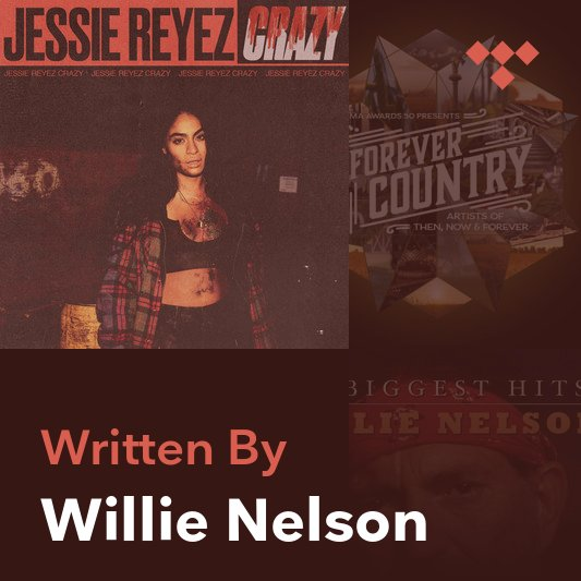 Songwriter Mix: Willie Nelson
