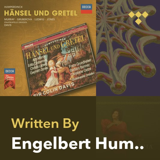 Songwriter Mix: Engelbert Humperdinck