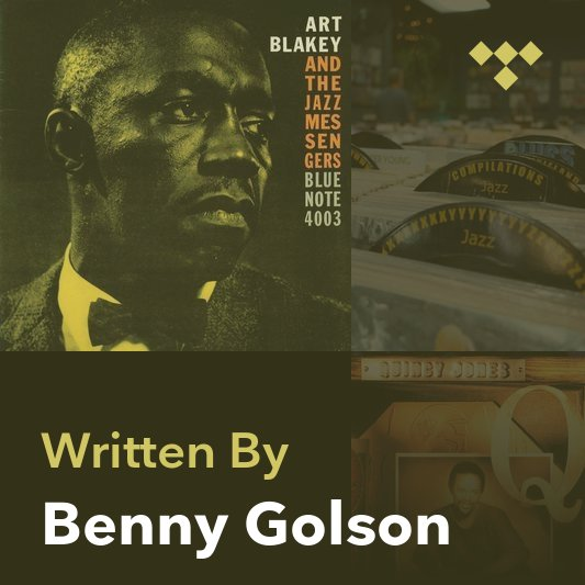 Songwriter Mix: Benny Golson