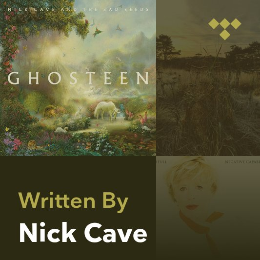 Songwriter Mix: Nick Cave