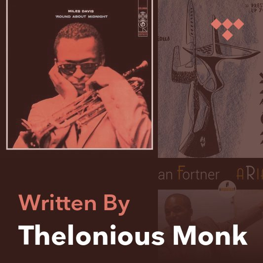 Songwriter Mix: Thelonious Monk