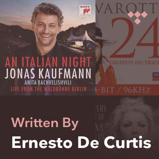 Songwriter Mix: Ernesto De Curtis