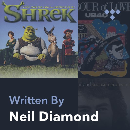 Songwriter Mix: Neil Diamond