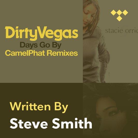 Songwriter Mix: Steve Smith