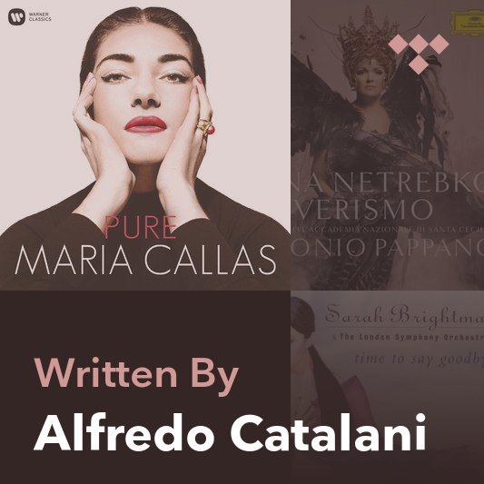 Songwriter Mix: Alfredo Catalani