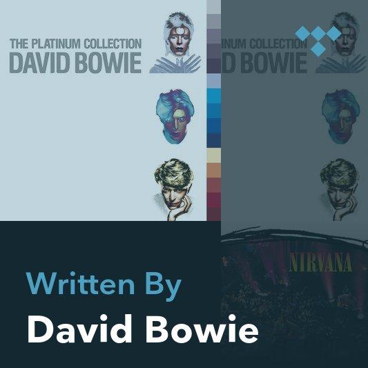 Songwriter Mix: David Bowie