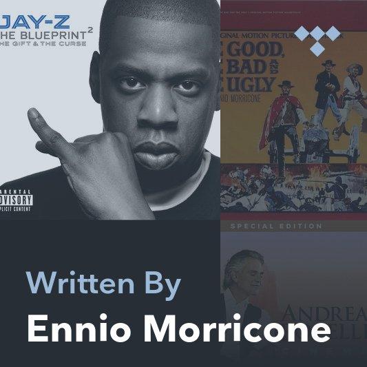 Songwriter Mix: Ennio Morricone
