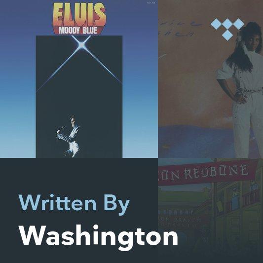 Songwriter Mix: Washington