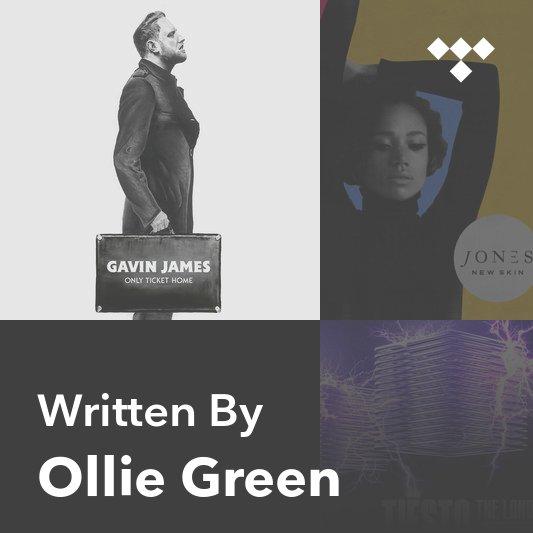 Songwriter Mix: Ollie Green