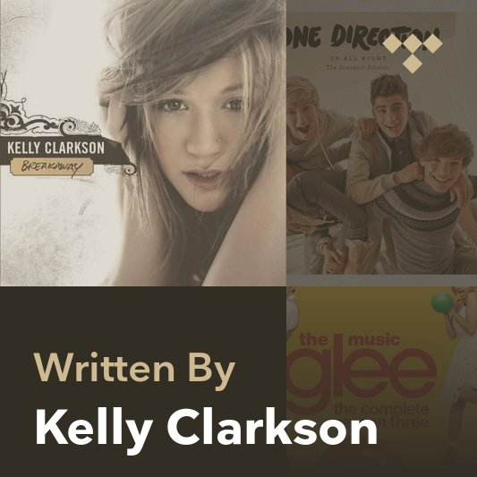 Songwriter Mix: Kelly Clarkson