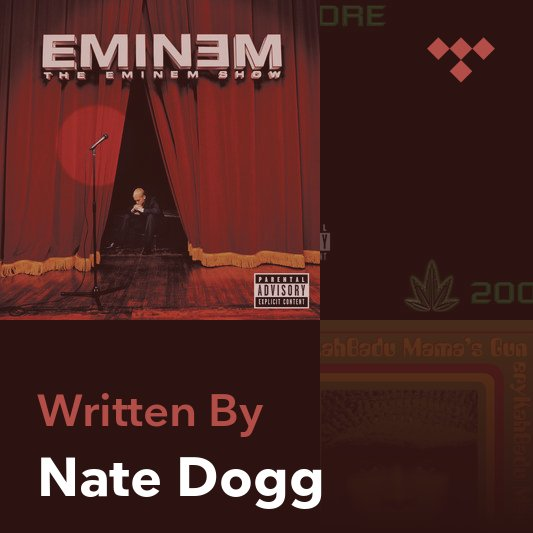 Songwriter Mix: Nate Dogg