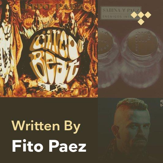 Songwriter Mix: Fito Paez
