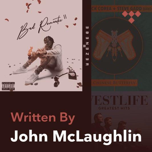 Songwriter Mix: John McLaughlin
