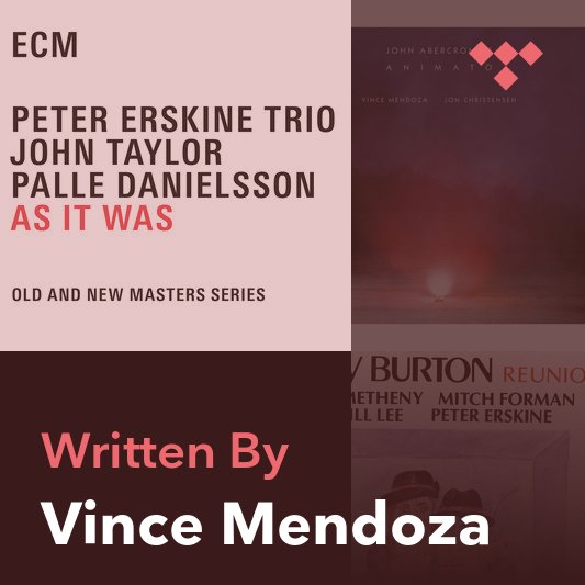 Songwriter Mix: Vince Mendoza