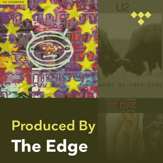 Producer Mix: The Edge