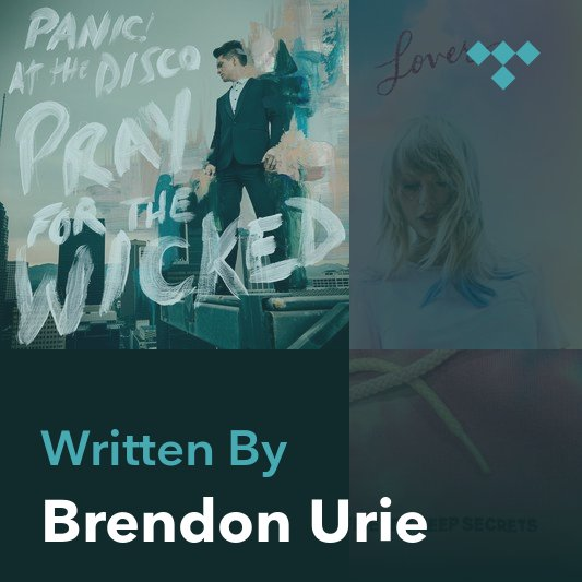 Songwriter Mix: Brendon Urie