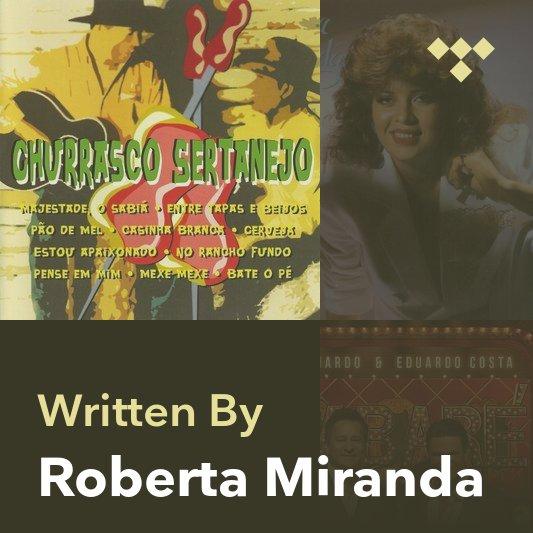 Songwriter Mix: Roberta Miranda