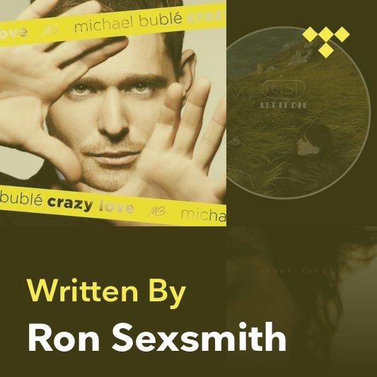 Songwriter Mix: Ron Sexsmith