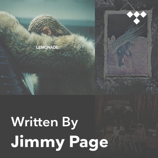 Songwriter Mix: Jimmy Page