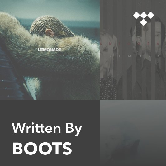 Songwriter Mix: BOOTS