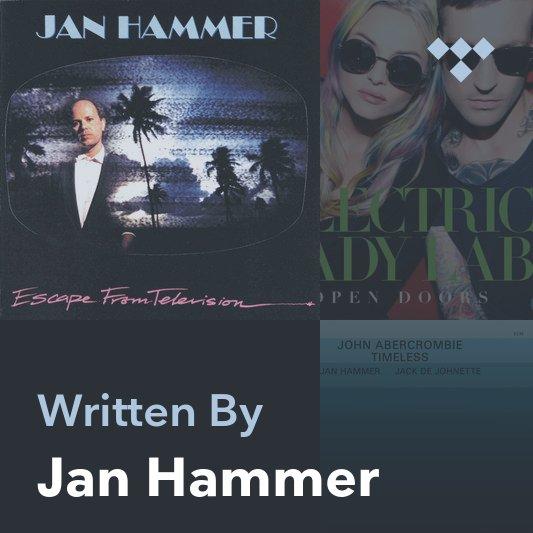 Songwriter Mix: Jan Hammer