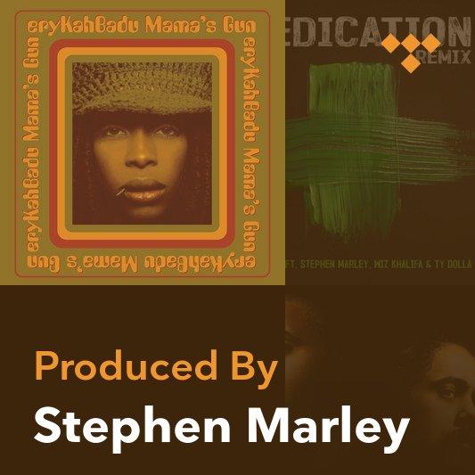 Producer Mix: Stephen Marley