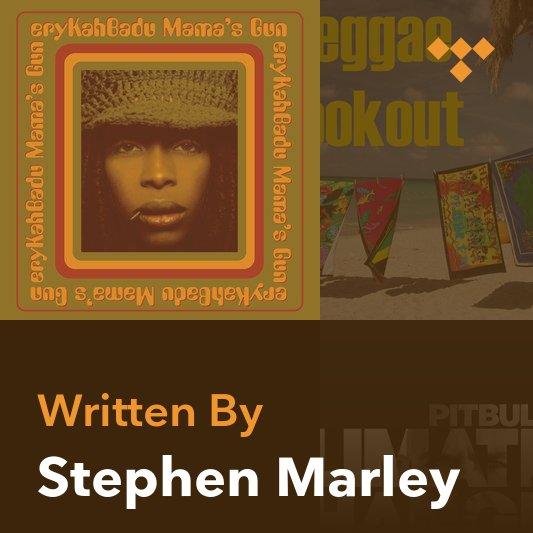 Songwriter Mix: Stephen Marley
