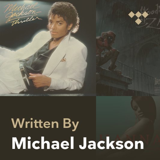 Songwriter Mix: Michael Jackson