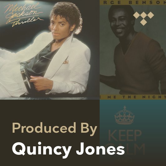 Producer Mix: Quincy Jones