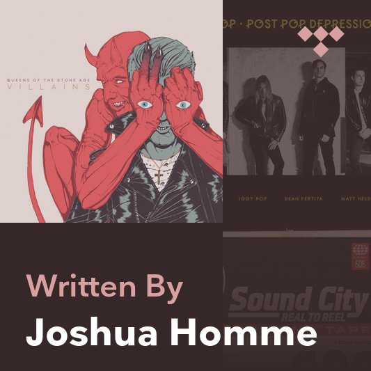 Songwriter Mix: Joshua Homme