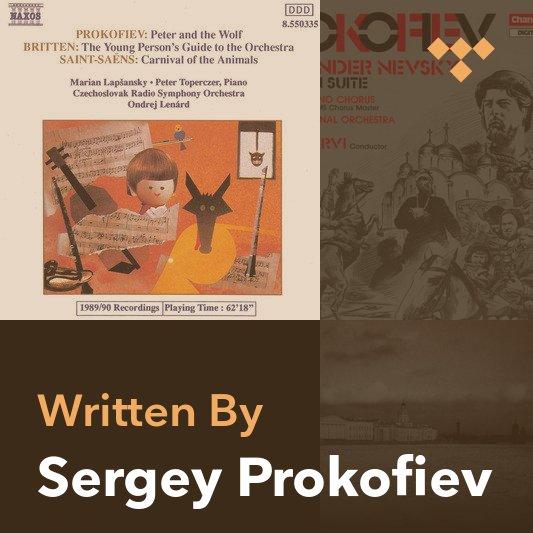 Songwriter Mix: Sergey Prokofiev
