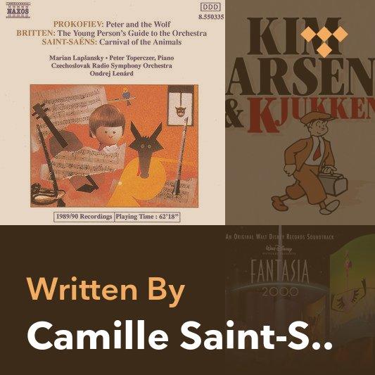 Songwriter Mix: Camille Saint-Saens