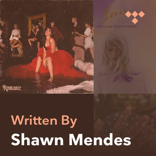 Songwriter Mix: Shawn Mendes