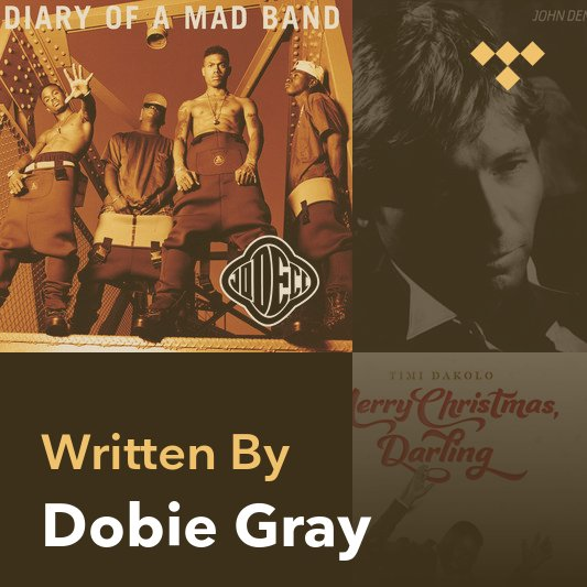 Songwriter Mix: Dobie Gray
