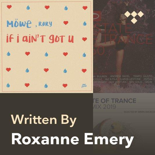 Songwriter Mix: Roxanne Emery