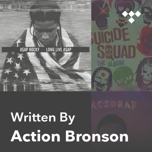 Songwriter Mix: Action Bronson