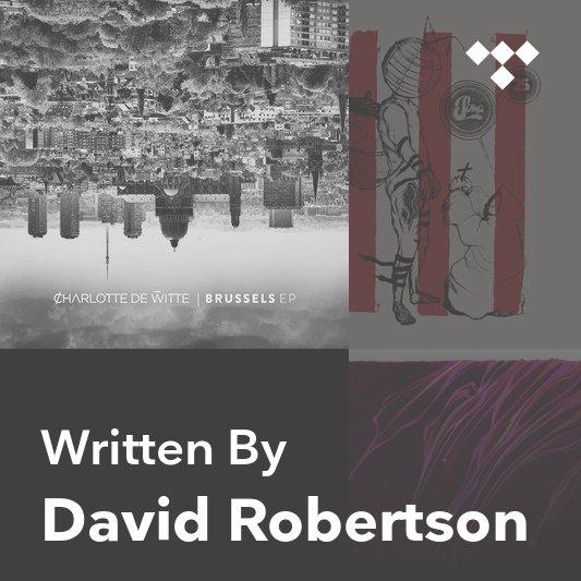 Songwriter Mix: David Robertson
