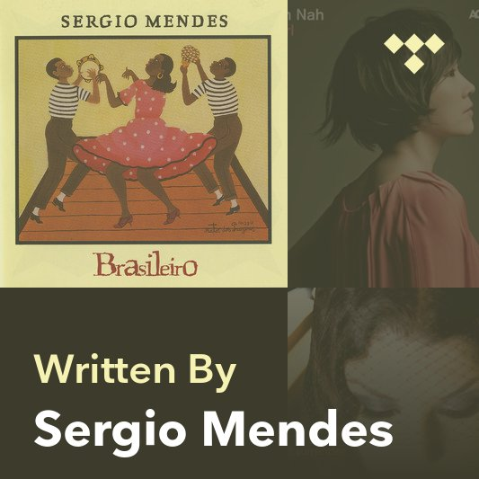 Songwriter Mix: Sergio Mendes